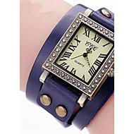 Men's Kids' Unisex Sport Watch Fashion Watch Wrist watch Bracelet Watch Quartz / Leather BandVintage Dot Bohemian Charm Bangle Cool