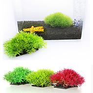 Décoration d'aquarium Plante d'eau Artificiel Plastique