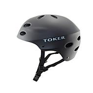 Unisex Pyörä Helmet 10 Halkiot Pyöräily Maastopyöräily Pyöräily Kiipeily Lautailu Hiihto Skeittaus Pieni: 51-55cm; Medium: 55-59cm;
