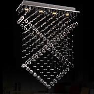 플러쉬 마운트 ,  컴템포러리 / 모던 아일랜드 크롬 특색 for 크리스탈 LED 디자이너 금속 거실 침실 주방 현관
