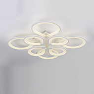 120 Takplafond ,  Moderne / Nutidig Traditionel / Klassisk Maleri Trekk for LED Metall Stue Soverom Leserom/Kontor Barnerom Entré