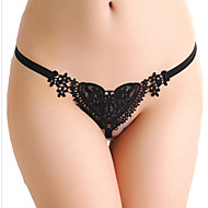 Polyester-Vrouw G-string/tanga G-string-Sexy Effen