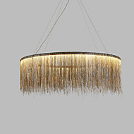 30 Pendant Light ,  Modern/Contemporary Chrome Feature for LED Designers Metal Living Room Bedroom Study Room/Office Kids Room
