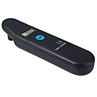 digitális gumiabroncs nyomásmérő - fekete