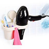 浴室用品セット 浴室棚 歯ブラシホルダー / プラスチックプラスチック /モダン