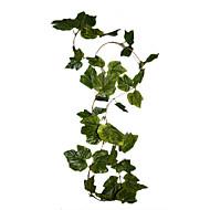 1 Gren Silke Planter Veggblomst Kunstige blomster 240*9*9