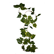 1 Ramo Seda Plantas Guirlandas & Flor de Parede Flores artificiais 240*9*9