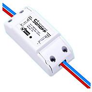 10a / 2200w mobiltelefon remotewifi trådløs fjernbetjening kontaktur