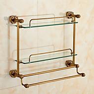 浴室小物 / アンティークブラス真鍮 /モダン
