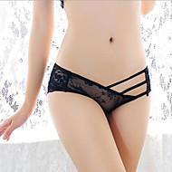 Для женщин Однотонный Сексуальные платья Ультра-соблазнительные трусикиПолиэстер