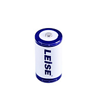 leise d 5000mAh dobíjecí Ni-MH baterie použitelné plynový sporák / ohřívač vody 2 balení