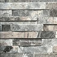 Ар деко 3D Обои Для дома Современный Облицовка стен , Прочее материал Клей требуется обои , Обои для дома