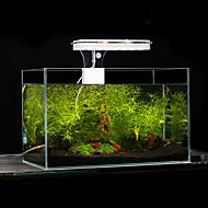Akvarij LED osvijetljenje Bijelo Plavo S prekidačima LED žarulje AC 100-240V