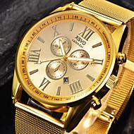 New Top Luxury Watch Men Brand Men's Watches Ultra Thin Stainless Steel Mesh Band Quartz Wristwatch Fashion Casual Watches Strap Watch