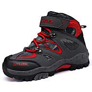 Jungen-Sneaker-Outddor Lässig Sportlich-Mikrofaser-Flacher Absatz-Komfort-Blau Gelb Rot