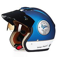 Poloviční helma Bez zamlžování Prodyšné Motocyklové helmy