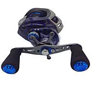 Fishing Reel Baitcast Reels 6.3:1 11 Ball Bearings Right-handed General Fishing-KW1500