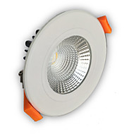 1pcs 5W 400-450lm ondersteuning dimbare LED-verlichting receseed cob plafondverlichting