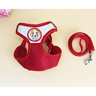 Psi Amovi Uzicama Prilagodljivo/Preklopni Jednobojni Najlon Crn Crvena Plava Pink