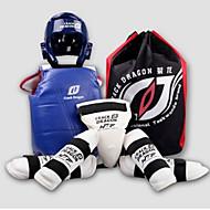 Vyměkčení pro Taekwondo Box Unisex Profesionální Snadné oblékání Ochranný