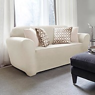 urbanlife circle stretch shorty loveseat