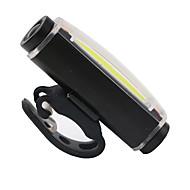 自転車用ライト - サイクリング 充電式 小型 コンパクトデザイン 14500 ルーメン バッテリー ブルー レッド 白 サイクリング バイク用