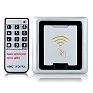 Kdl 12 teclas impermeables teclado numérico tarjeta inteligente control de acceso a la puerta