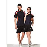 Set di vestiti/Completi-Badminton-Per uomo-Traspirante Comodo-Bianco Rosso Nero