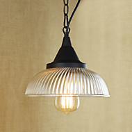 מנורות תלויות ,  רטרו גס קערה צביעה מאפיין for סגנון קטן מעצבים מתכת חדר שינה חדר אוכל חדר עבודה / משרד מסדרון