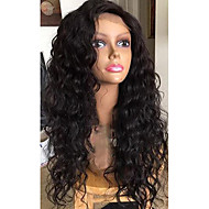 100% βραζιλιάνα ανθρώπινα παρθένα μαλλιά δαντέλα περούκα πλήρη δαντέλα φυσικό χαλαρά δαντέλα κύμα περούκα glueless με τα μαλλιά του μωρού