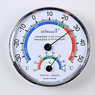 N/A Thermometer Manuell Wasserresistent Fahrenheit/Celsius Batterie Plastic