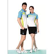 Set di vestiti/Completi-Badminton-Per donna-Traspirante Comodo-Verde Rosso Blu Arancione