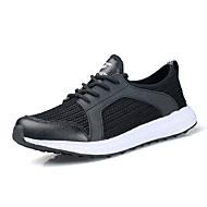 férfi cipő alkalmi cipő lapos sarkú gore fekete walking