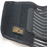 Faixa Lombar Suporte para Cintura & Quadril para Fitness Masculino Ajustável Respirável Protecção Esporte Trabalho & Escritório