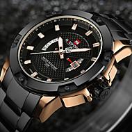 Watches Men Luxury Brand NAVIFORCE Military Watches Men's Quartz Date Clock Man Full Steel Sports Wrist Watch Relogio Masculino