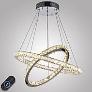 מנורות תלויות ,  מודרני / חדיש מסורתי/ קלאסי Electroplated מאפיין for קריסטל LED Dinmable מתכתחדר שינה חדר אוכל מטבח חדר עבודה / משרד חדר
