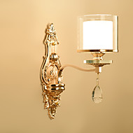 E14 Modern/Contemporary Electroplated Feature for Eye ProtectionAmbient Light Wall Sconces Wall Light