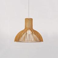 Lampe suspendue ,  Contemporain Rustique Plafonnier pour Ilôt de Cuisine Bois Fonctionnalité for Designers Bois/BambouSalle de séjour