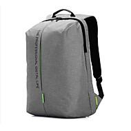 Kingsons laptop batoh 15,6 palců nepromokavé nylonové tašky obchodní dayback muži a dámské batohu