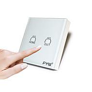 fyw röra fjärrkontrollen fullt på och full av en fjärrkontroll styr alla lampor matcha mottagarens användning