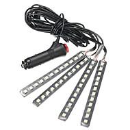 4 tiras por conjunto de alta qualidade korean levou tiras circuito constante resistências à prova de água levou tiras