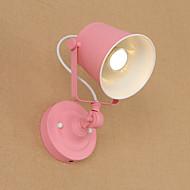 AC 220-240 5 E26/E27 Rustico Retrò Pittura caratteristica for LED Lampadina inclusa,Luce verso il basso Lampade da muro LED Luce a muro