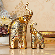 動物 ポリレジン コンテンポラリー レトロ風,収集品 屋内 装飾的なアクセサリー