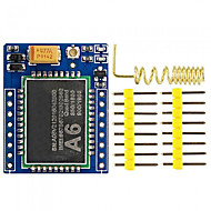 Gprs a6 mini serie gprs gsm module core developemnt board
