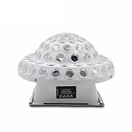 LED-Floodlights Magic LED Light Ball Party Disco Club DJ Toon Lumiere LED Crystal Light Laser Projector 20W - 50-60 -Automatische strobe