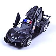 プルバック式乗り物おもちゃ プラモデル&組み立ておもちゃ おもちゃ メタル