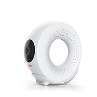 ibaby® m2 pro baby monitor 720p wi-fi video digital suportando visão noturna de dois sentidos com wihte de áudio