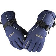 スキー手袋 フルフィンガー スポーツグローブ 保温 防水 防風 耐久性 高通気性 耐摩耗性 低摩擦 スケーティング サイクリング/バイク 冬