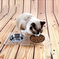 Kissa Koira Kulhot ja vesipullot Ruokinta-automaatit Lemmikit Kupit ja ruokinta Vedenkestävä Kannettava Läpinäkyvä