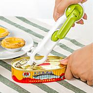 1 db Konzervnyitó For Mert főzőedények Műanyag Jó minőség Kreatív Konyha Gadget